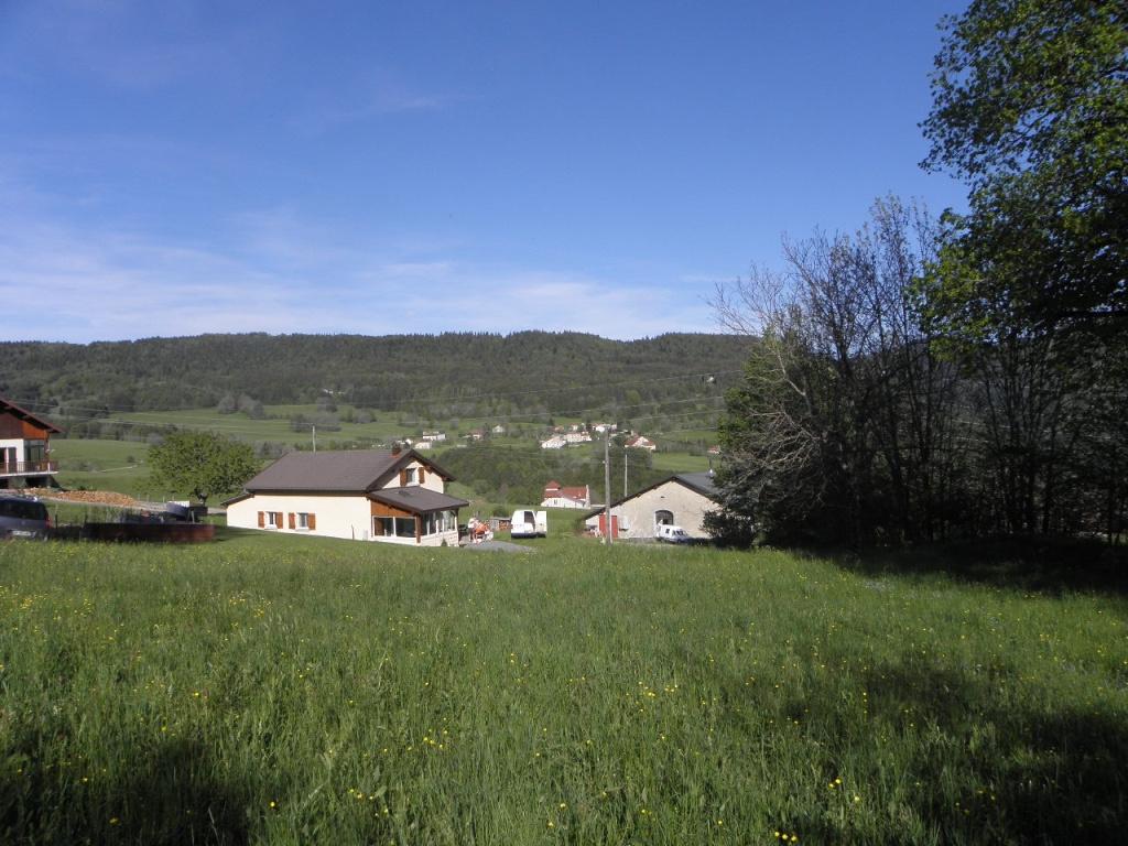 Vente parcelle de terrain for Grasset immobilier oyonnax